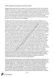 hamlet essay madness evaluate thomas hobbes essay