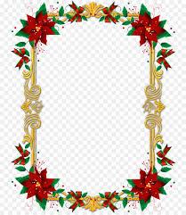 Grenzen Und Frames Weihnachtsstern Bilderrahmen Weihnachten