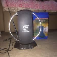 <b>Комнатная телевизионная антенна</b> с усилителем <b>ZOLAN</b>. FB ...