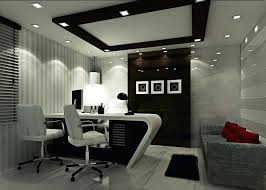 futuristic office design. Futuristic Office Cabin Interior Design 4 E