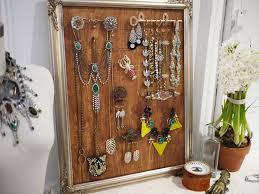 Earring Display Stand Diy DIY Jewelry Display with Lulu Frost Jewellery display Display 54