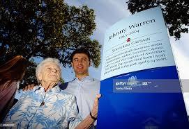 Marjorie Warren, mother and Jamie Warren, grandson, of Austrailan... News  Photo - Getty Images