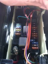 help airmatic compressor fuse and relay mercedes benz forum click image for larger version photo 1