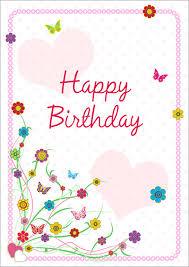 free printable photo birthday cards greeting card free printable printable birthday greeting cards free