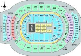 2018 Acc Tournament Seating Chart By School Skillful The Acc Seating Chart Air Canada Centre Section 112