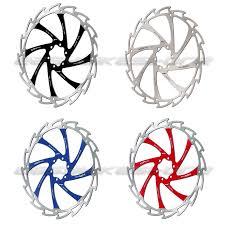 3 Size Xon Wind Cutter Disc Brake Rotor Mtb Bike 160mm 180mm