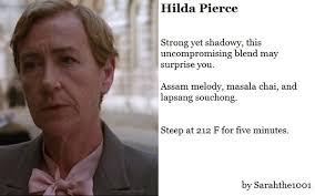 Hilda Pierce Tea