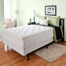 mattress and box spring. night therapy icoil 13 mattress and box spring
