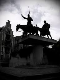 james what don quixote teaches us about leadership  don quixote statue