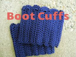 Boot Cuff Pattern Interesting 48 Free Crochet Boot Cuffs Pattern Guide Patterns