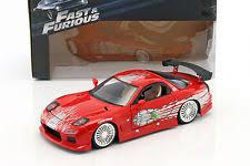 1993 mazda rx7 fast and furious. domu0027s mazda rx7 fast and furious red 124 jada toys 1993 mazda rx7 fast and furious