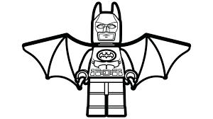 Lego Batman Coloring Page Zupa Miljevcicom