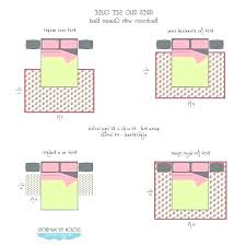 rug for queen bed rug under queen bed awesome area rug size chart fresh area rug