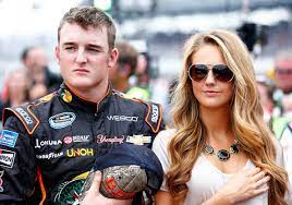 Ty Dillon's wife Haley Carey: Family Bio