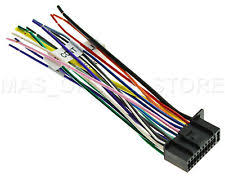 jvc kw 800 wire harness for jvc kw nt800hdt kwnt800hdt pay today ships today