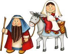 mary and joseph clip art. Interesting Clip Mary And Joseph Clipart Part Of Baby Jesus Christu0026Birth In A And Clip Art G