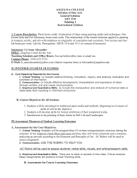 syllabus angelina college