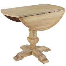 Drop Leaf Dining Table Bradding Natural Stonewash Round Dining Tables Pier 1 Imports