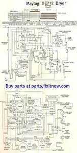 wiring diagrams and schematics appliantology tag lde712 dryer wiring diagram and schematic