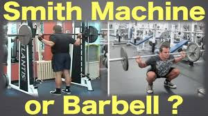 1RM Bench VS The Same Weight On Smith Machine Gym Experiment Smith Bench Press Bar Weight