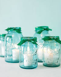 Blue Mason Jars Wedding Decor Mason Jars The Hidden Killer 35
