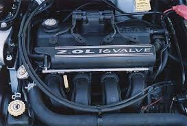 chrysler 2 0 liter engines used mainly in dodge neons neon 2 0 liter engine