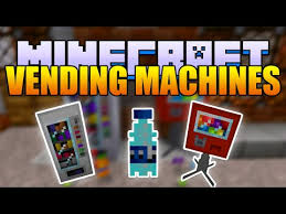 Wizard's Vending Machine Mod Cool 4848480] Vending Machines Revamped Mod Download Minecraft Forum
