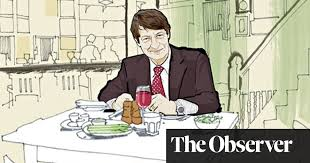 PJ O'Rourke: 'Menus have become another intelligence test at which I fail'  | Books | The Guardian