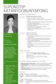 resume builder google doc - Management Trainee Resume