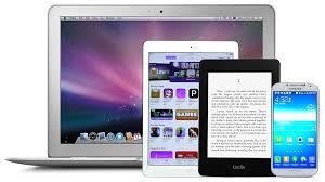 Tablet Ereader Comparison Chart Do You Read Books On Your E Reader Smartphone Or Tablet