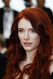 gany red hair color with pale skin tone 2019 blue eyes makeup best z19n eye ideas