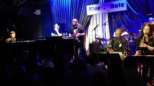 Blue Note Nyc Seating Chart Blue Note Jazz Club Coming To Napa Music More