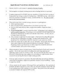 Tractor Bill Of Sale Template And Dump Truck Driver Job Description
