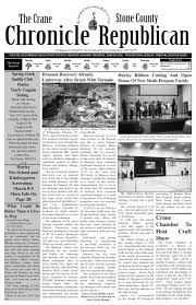 03-08-12 A-Section.pdf - Crane Chronicle / Stone County Republican