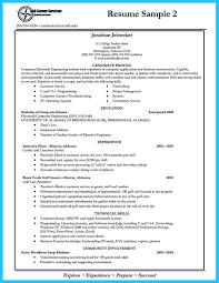 college resume samples 17 college graduate resume examples sopexample