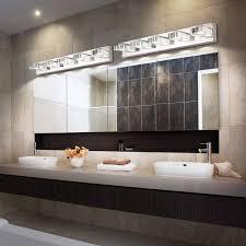 Best Led Lights For Bathroom Vanity Best Led Light Temperature For Bathroom Agreeable Strip