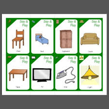 vocab cards with pictures lessonpix sharing center