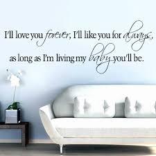 baby room decor sayings fresh nursery sayings wall decals wall decor sayings wall decor family