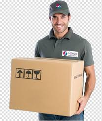 Package Delivery Mover Courier Package Delivery Parcel Cargo Transparent