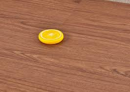 industrial plastic wood look luxury vinyl tile lock scratch resistant for stadium