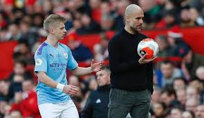 Providing cover for the injured benjamin mendy and fabian delph, the ukrainian international grew into his new role and turned in a number of. Manchester City Oleksandr Zinchenko Kritisiert Pep Guardiolas Taktik