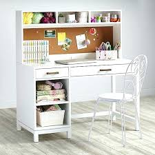 white desk with hutch. White Desk With Hutch And Drawers Kids Cargo A