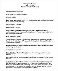 Conference Call Meeting Minutes Template 13 Meeting Minutes Templates Word Excel Pdf Templates Www