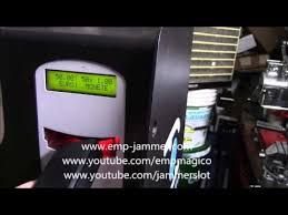 Emp Jammer Vending Machine Unique JAMMER Slot Machine New Technology 48 VideoMoviles