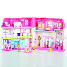 9 Best Dollhouses For Your Child in 2017 Wooden Dollhouses and