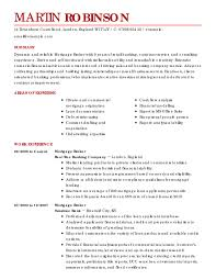 Commercial Real Estate Resume Commercial Vehicle Commercial Vehicle
