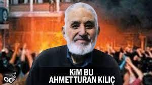 Kim bu Ahmet Turan Kılıç - YouTube