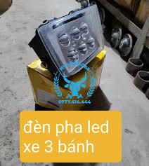 đèn pha led xe 3 bánh - Máy nông nghiệp chính hãng