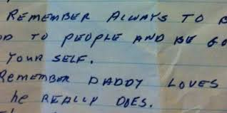 Dad S Letters Become A Beautiful Yet Heartbreaking Holiday Gift