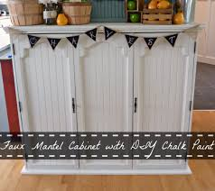 furniture painted with chalk paintChalk Paint Archives  The Happy Housie